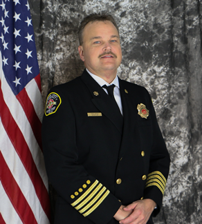 Assistant Chief Steve Guptill