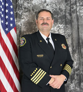 Assistant Chief Jamie Silva