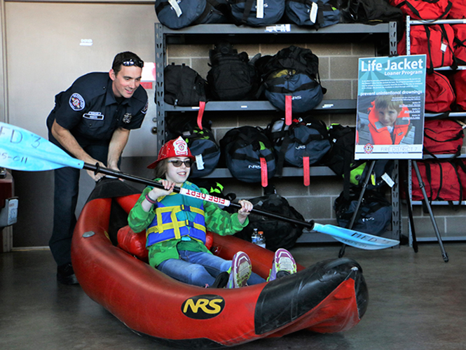 Water Safety Camp Picture
